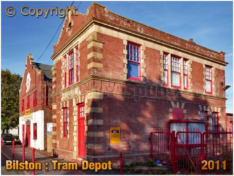 Bilston : Former Tram Depot [2011]