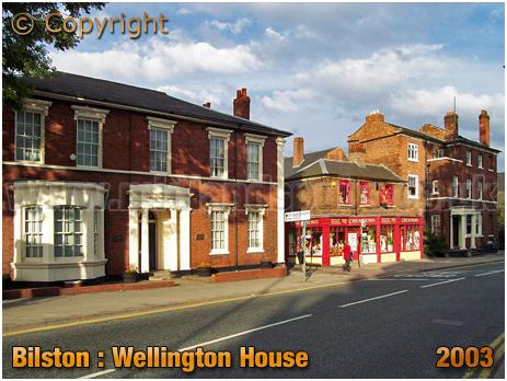 Bilston : Wellington House [2003]
