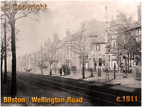Bilston : Wellington Road [c.1911]