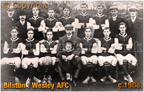 Bilston : Wesley AFC [c.1908]