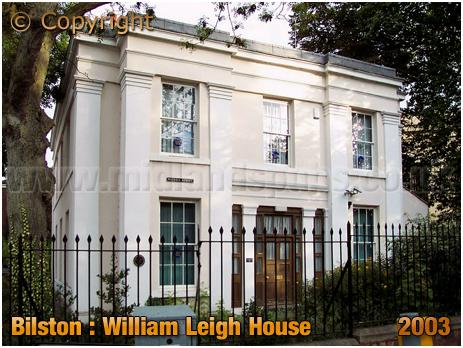 Bilston : William Leigh House [2003]
