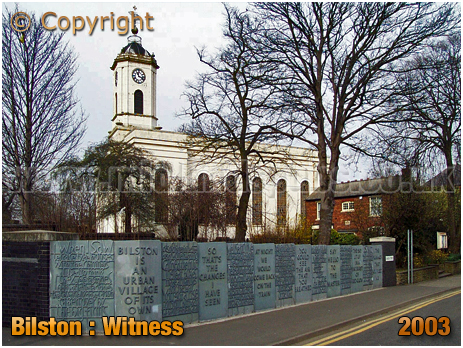 Bilston : Witness [2003]