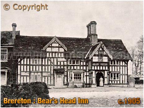 Brereton : Bear's Head Inn [c.1905]