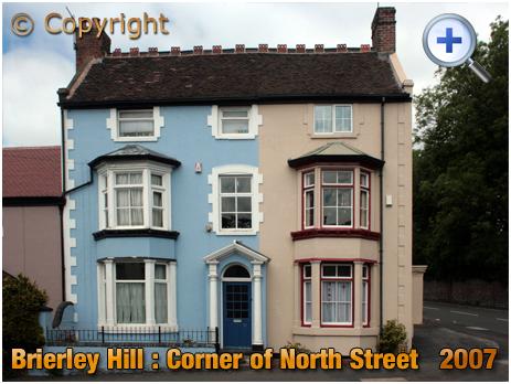 Brierley Hill : Corner of Brettell Lane and North Street [2007]