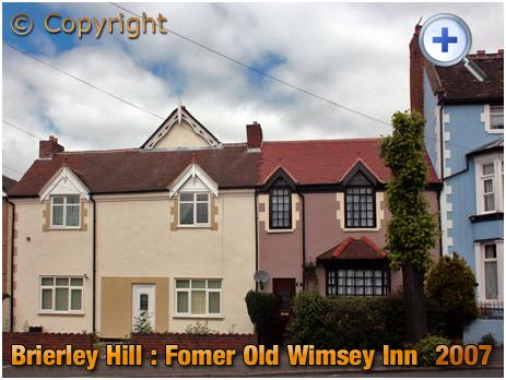 Brierley Hill : Former Old Whimsey Inn [2007]