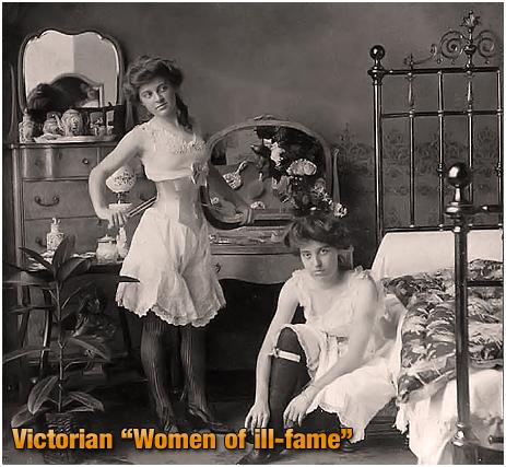 Victorian Prostitutes