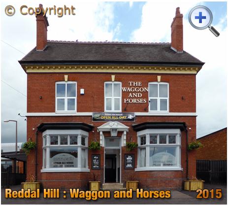 Cradley Heath : Waggon and Horses [2015]