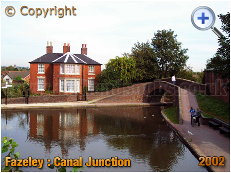 Fazeley : Canal Junction [2002]