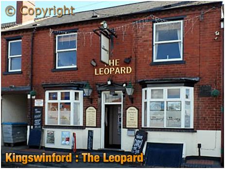 Kingswinford : The Leopard [2015]