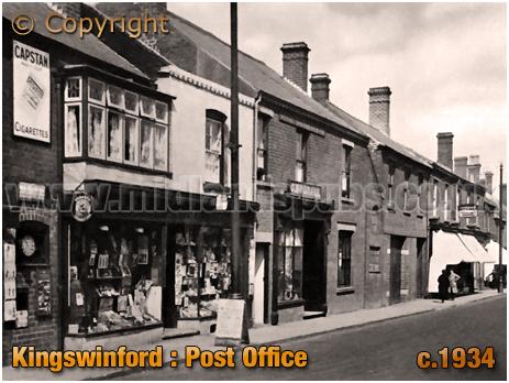 Kingswinford : Post Office [c.1934[
