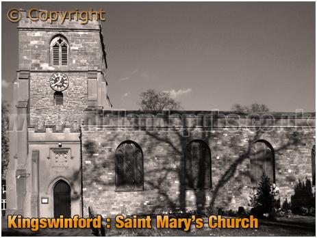 Kingswinford : Saint Mary's Parish Church [2011[