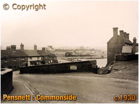 Pensnett : Commonside [c.1930]