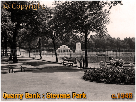 Quarry Bank : Stevens Park [c.1948]