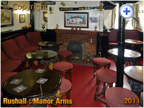 Rushall : The Manor Arms at Daw End [2011]