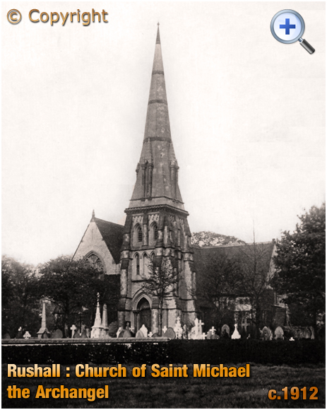 Rushall : Church of Saint Michael the Archangel [1912]
