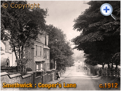 Cooper's Lane at Smethwick [c.1910]