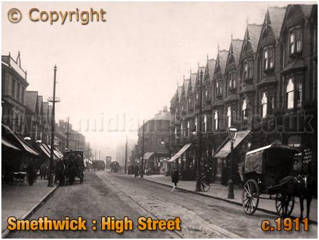 Smethwick High Street [c.1911[