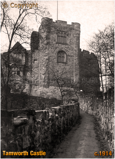 Tamworth : Castle [c.1914]