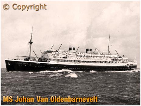 MS Johan Van Oldenbarnevelt