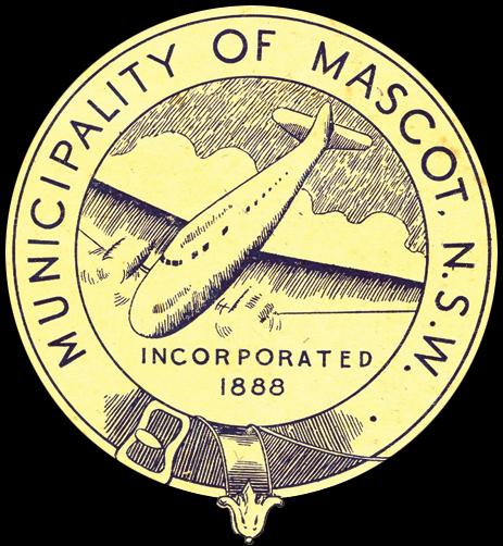 Municipality of Mascot N.S.W.