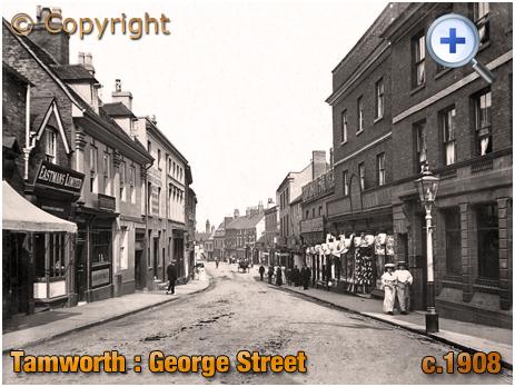 Tamworth : George Street [c.1908]