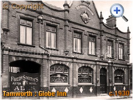 Tamworth : Globe Inn [c.1930]