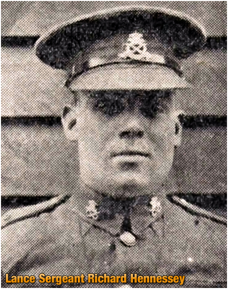 Lance Sergeant Richard Hennessey
