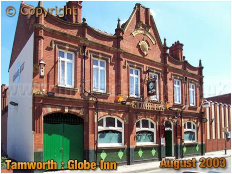 Tamworth : Globe Inn [August 2003]