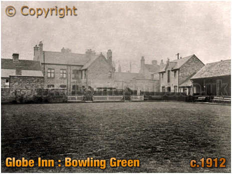 Tamworth : Bowling Green [c.1912]