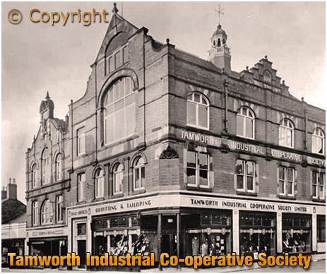 Tamworth Industrial Co-operative Society