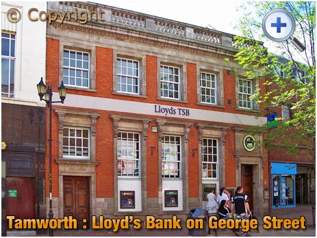 Tamworth : Lloyd's Bank on George Street [2006]