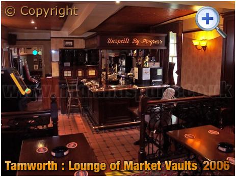 Tamworth : Lounge of the Market Vaults [2006]