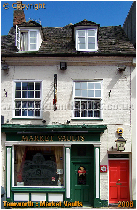 Tamworth : Market Vaults [2006]