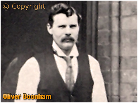 Oliver Boonham