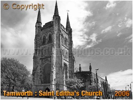 Tamworth : St. Editha's Church [2006]