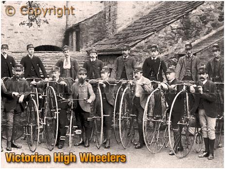 Victorian High Wheelers