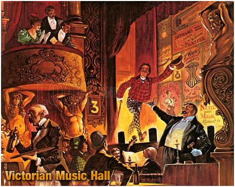 Victorian Music Hall