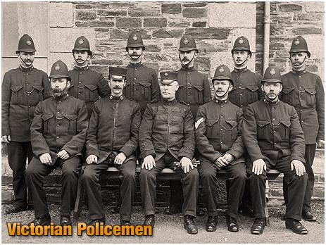 Victorian Policemen