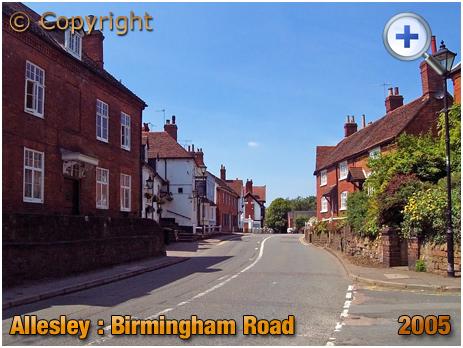 Allesley : Birmingham Road [2005]