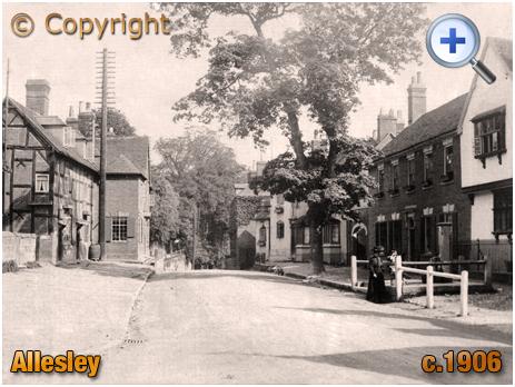 Allesley : Village [c.1906]