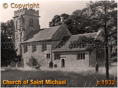 Baddesley Clinton : Church of Saint Michael [c.1932]