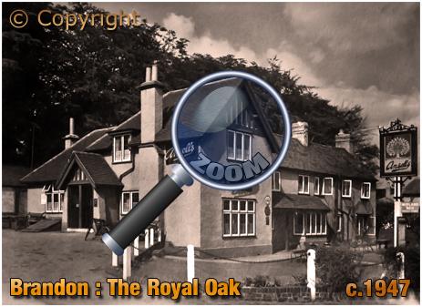 Brandon : The Royal Oak [c.1947]