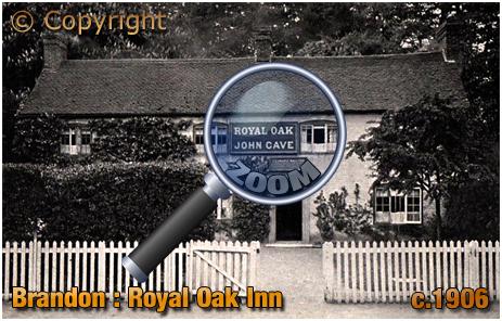 Brandon : Royal Oak Inn [c.1906]
