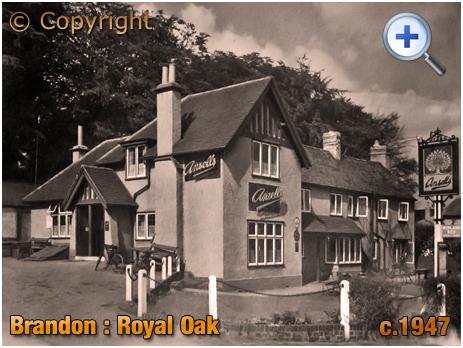 Brandon : Royal Oak Inn [c.1947]