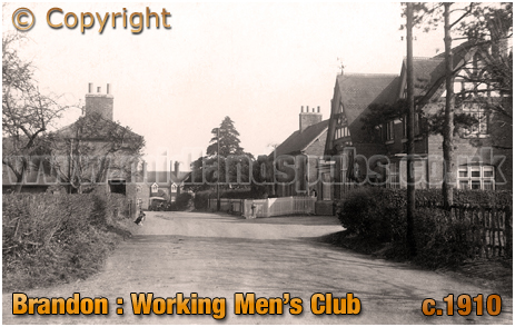 Brandon : Working Men's Club [c.1910]