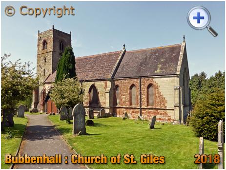 Bubbenhall : Church of Saint Giles [2018]