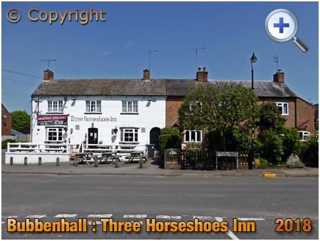 Bubbenhall : Three Horseshoes Inn [2018]