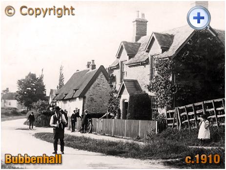 Bubbenhall : Edwardian Village Scene [c.1910]