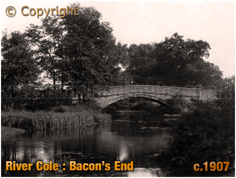 Coleshill : Bacon's End [c.1907]