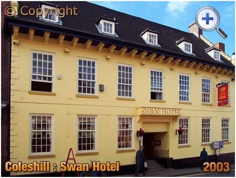 Coleshill : Swan Hotel [c.2003]